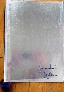 Menu: Hilton - Istanbul, Turkey 1950s Hotel Restaurant - Large, 12-Pages, Silver