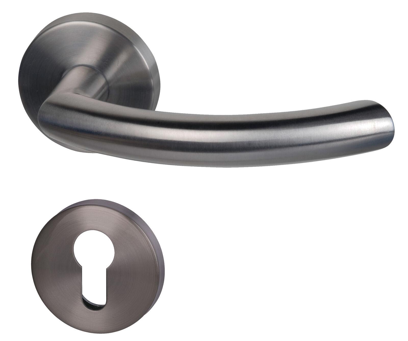 Südmetall Südmetall Südmetall Türbeschlag Jill Edelstahl für W-Eingangstüren 32511610 | Ein Gleichgewicht zwischen Zähigkeit und Härte  1b79af
