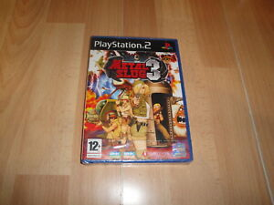 METAL-SLUG-3-DE-SNK-PLAYMORE-PARA-LA-SONY-PLAY-STATION-2-PS2-NUEVO-PRECINTADO