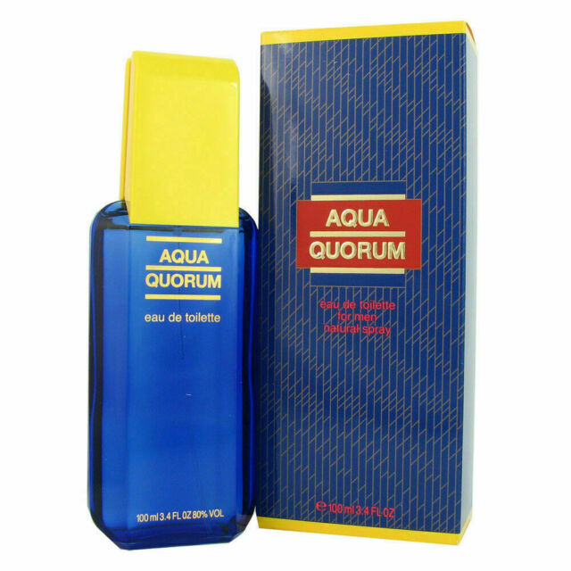 Aqua Quorum By Antonio Puig Eau De Toilette 3.4 oz / 100 ml For Men