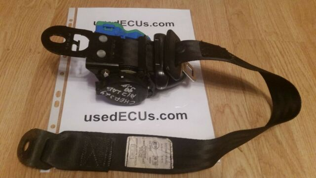 Jeep Grand Cherokee 1999-04, Rear Right Seat Belt Seatbelt, 55196788AD