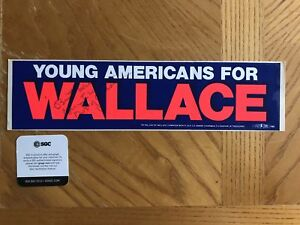 George-Wallace-Signed-Presidential-Bumper-Sticker-SGC-Certified