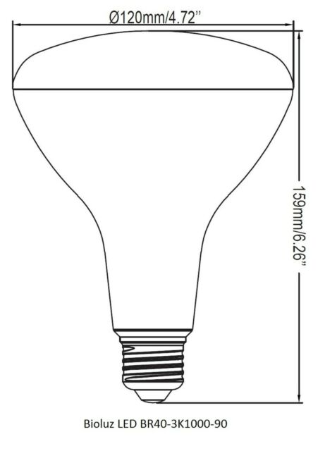 Outdoor Soft White Dimmable Flood