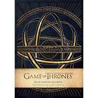 Game of Thrones: Deluxe Hardcover Sketchbook by Hbo (Hardback, 2016)
