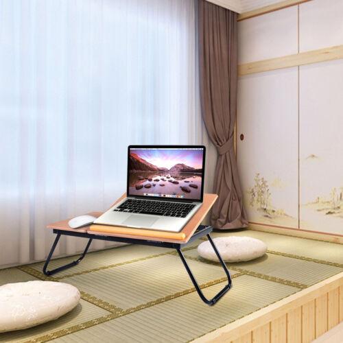 Laptoptisch klappbar Notebooktisch Betttisch Notebook Laptop Betttablett Tisch