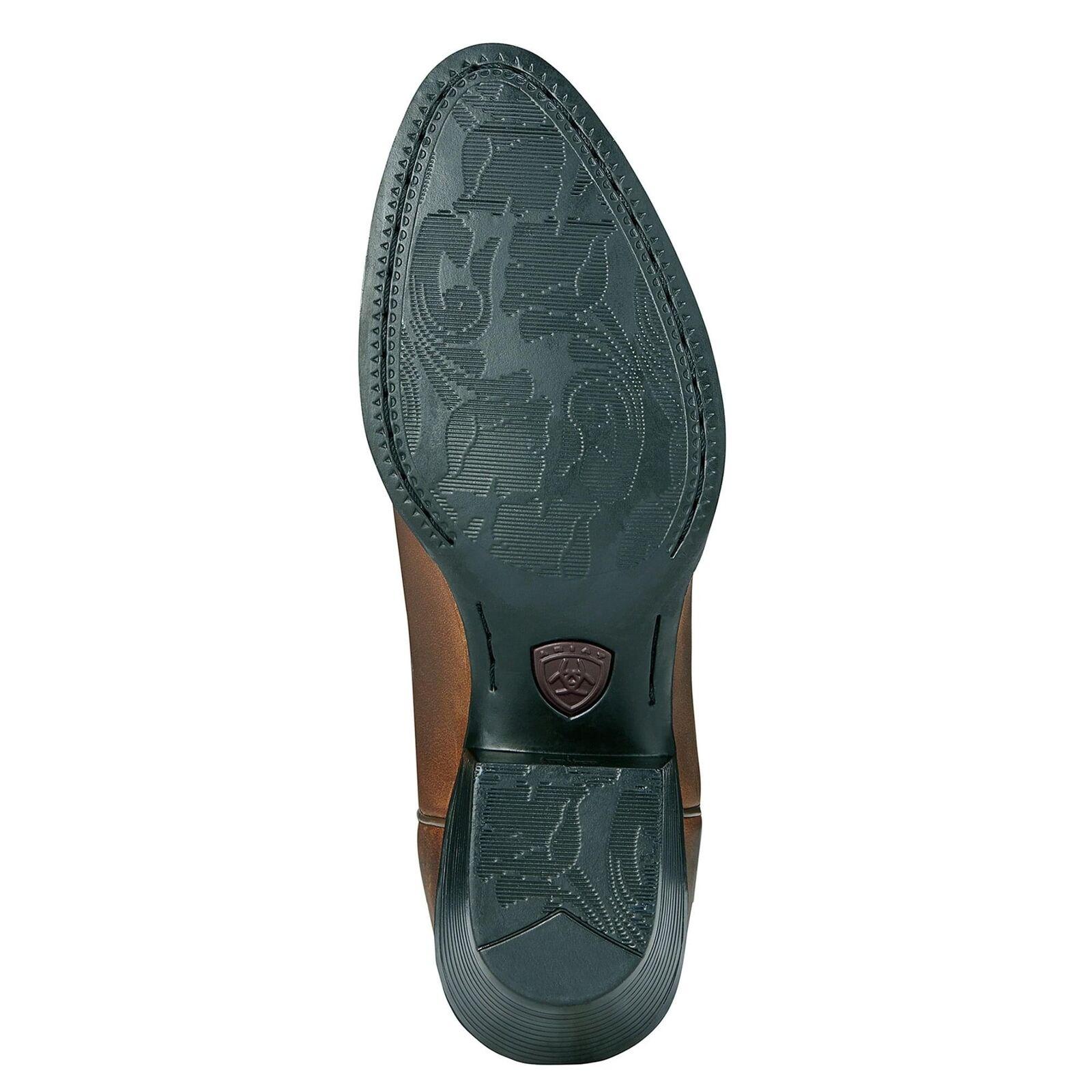 Ariat Heritage R Toe Vaquero botas De Vaquero Toe Occidental 1c58c3