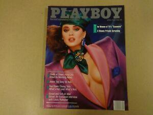ENGLISH-MAGAZINE-PLAYBOY-APRIL-1987