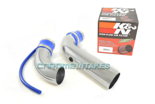 K/&N FT+BLUE RED COLD AIR INTAKE KIT FOR 90 91-93//1990-1993 TOYOTA CELICA 2.2L I4
