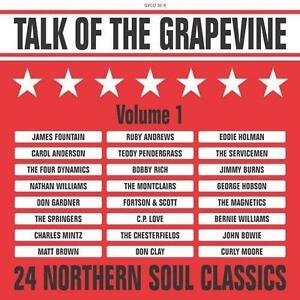 TALK-OF-THE-GRAPEVINE-VOLUME-1-Various-NEW-amp-SEALED-NORTHERN-SOUL-CD-GRAPEVINE