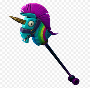 45bae7b3317c2 Details about Fortnite Halloween Costume Rainbow Smash Pickaxe