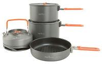 Fox Cookware Set 4 Piece, Kettle, Frying Pan And 2 Saucepans Brand