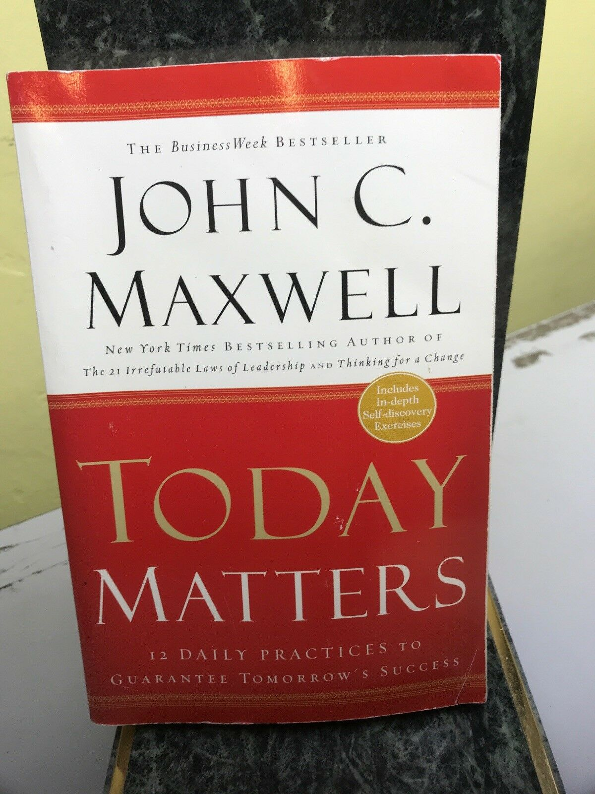 today matters maxwell john c