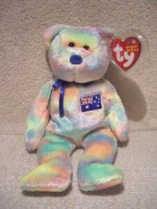 Aussiebear (#1001) - Ty Beanie Baby