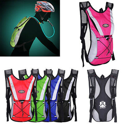 New Water Bladder Bag Backpack Hydration Camelbak Pack Cycling Hiking Camping 2L
