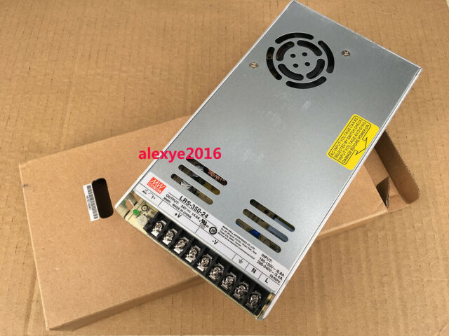 MEAN WELL MW LRS-350-24 Switching Power Supply 24V 14.6A 350W