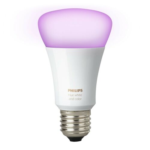 Philips Hue Gen 3 60W A19 White /& Color Ambiance Smart 4 Bulb Kit 471960