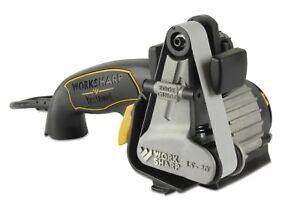 Work-Sharp-Knife-amp-Tool-Sharpener-Ken-Onion-Edition-Messerschaerfer-inkl-Baender