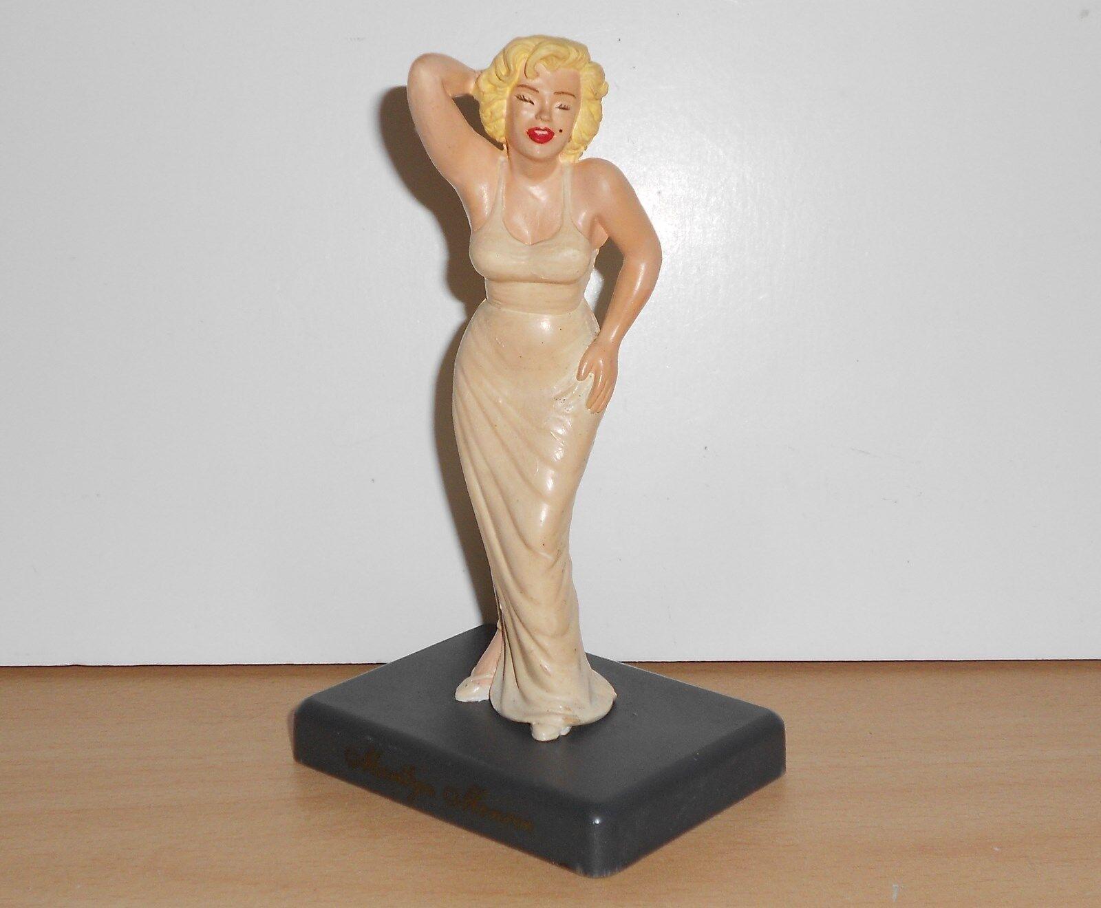 MARILYN MONROE PVC FIGURINE Figure limited edition 5  Tall Tall Tall Hard Rubber 1994 e49d2c