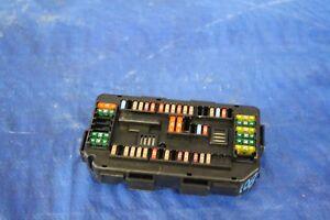 2015 bmw m4 3 ol turbo oem factory dashboard fuse box assy 1085 ebay rh ebay com bmw m4 fuse box diagram bmw m4 fuse box diagram