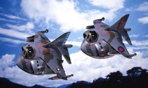 EGG PLANE AV-8 Harrier Neu Hasegawa 60129