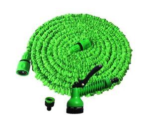 Gartenschlauch flexibler Aquapop Komplett Set Wasserschlauch Schlauch Tragbar