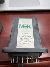 Mek 75 Lc10 Are Motor Load Control New