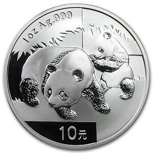 2008 1 Oz Silver Chinese Panda Coin Ebay