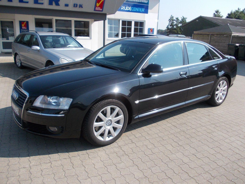 Audi A8 4,2 TDi 326 quattro Tiptr. 4d - 178.000 kr.