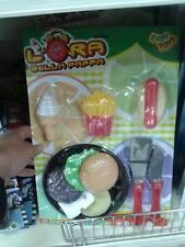 fast food patatine gelato panino gioco di qualità giocattolo toy a20 natale