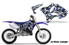 AMR Racing Yamaha YZ 125/250 Shroud Graphic Kit Bike Sticker Decals 02-14 URBN U