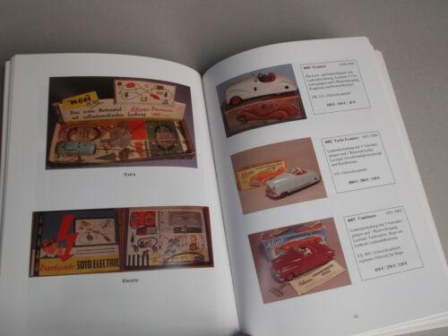 Farbiger Sammlerkatalog mit Marktpreisen !!! Das große Schuco Buch