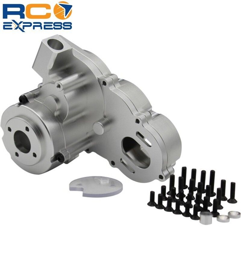 Hot Racing Tamiya Clodbuster Aluminum Gear Box w/ Adjustable Motor Mount CB1012