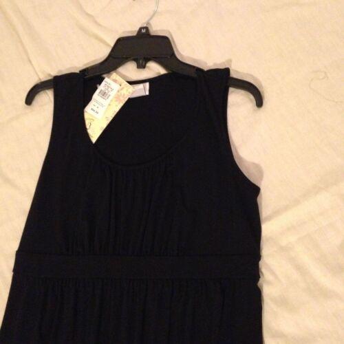 Maternity Back Tie M Motherhood Maternity Perfect Lil Black Dress L Sleeveless Fatcupcake