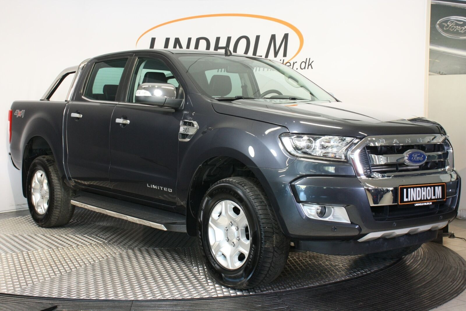 Ford Ranger TDCi Db.Cab Limited 4x4