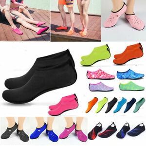 Women-Men-Kids-Water-Shoes-Aqua-Socks-Diving-Socks-Wetsuit-Non-slip-Swim-Beach