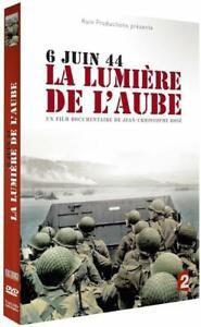 6-Juin-1944-La-Lumiere-de-l-039-Aube-DVD-NEUF-SOUS-BLISTER-Seconde-Guerre-Mondiale