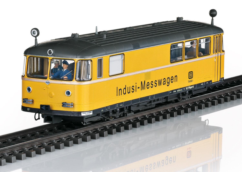 Marklin ho 39957 Indusi-messwagen serie 724 DB-mfx +, Sound-nuevo + embalaje original