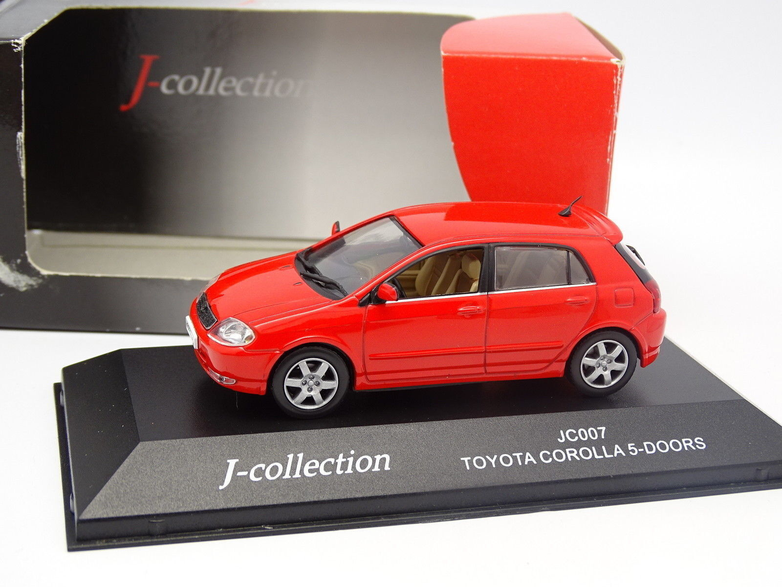 J Collection 1 43 Toyota Cgoldlla 5 Portes Red