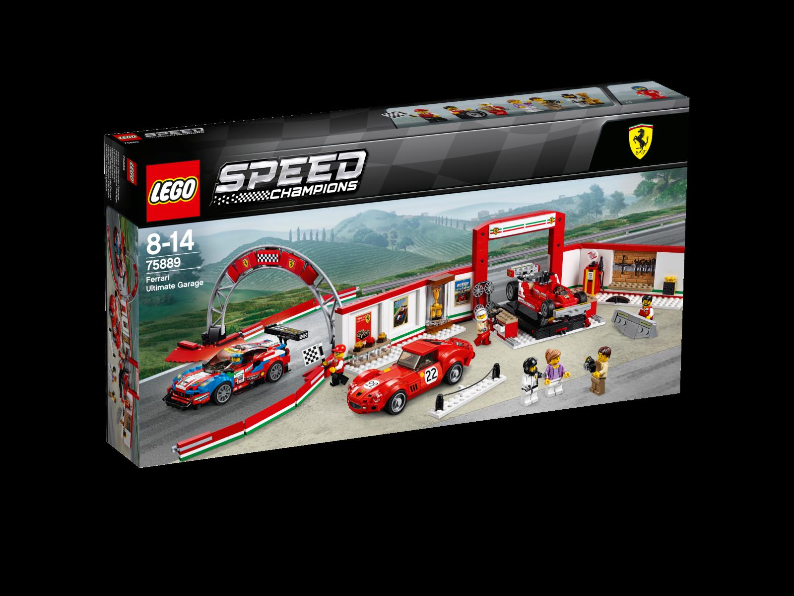 LEGO® Speed Champions Champions Champions 75889 Ferrari Ultimative Garage NEU OVP_ NEW MISB NRFB b1cab4