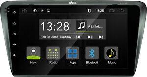RADICAL-R-C10SK1-SKODA-Octavia-3-5E-Android-Auto-Radio-Navigation-WiFi-USB-BT