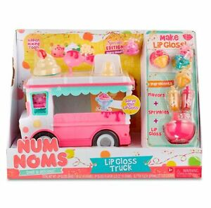 Num Noms Lipgloss Truck Craft Kit 035051542360 Ebay