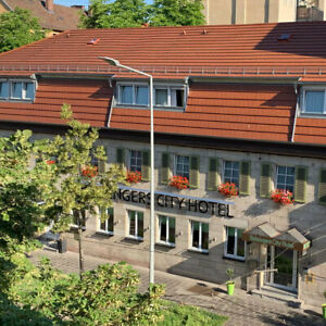 90489 Nürnberg | Behringers City Hotel inkl. Frühstück für 2 Pers.