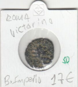 CRE0050 MONEDA ROMA BAJO IMPERIO VICTORINO 17