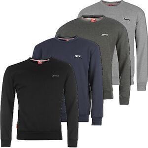 S M L XL 2XL 3XL 4XL neu Slazenger Herren Pullover Sweatshirt Pulli Sweater Gr