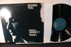 Keith Jarrett: Facing You (stVG++ ECM 1-1017 ST LP) Piano Jazz