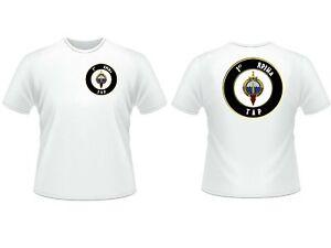 TSHIRT 1er RPIMa Régiment Parachutiste d'Infanterie de Marine COS GCP T SHIRT