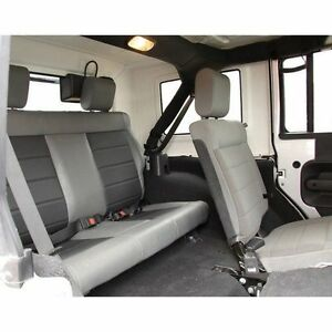 teraflex third row seat bracket kit for 07 16 jeep wrangler jk 4 door 4934200 ebay. Black Bedroom Furniture Sets. Home Design Ideas
