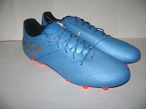 f288e95a8 NIB adidas MESSI 16.3 FG Firm Ground Men Soccer Cleats Shoes size 10 ...