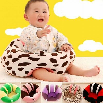 Baby Support Seat Sofa Creative Learn Sit Soft Chair Car Cushion Sofa Pillow Toy | eBay