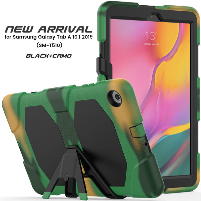 For Samsung Galaxy Tab A 10.1 SM-T510 T515 2019 Kids Shockproof Stand Cover Case
